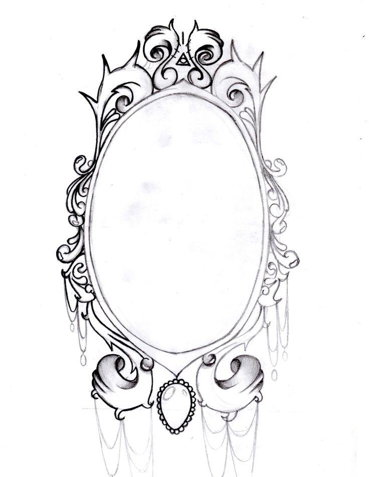 17 Best ideas about Vintage Mirror Tattoo on Pinterest ...
