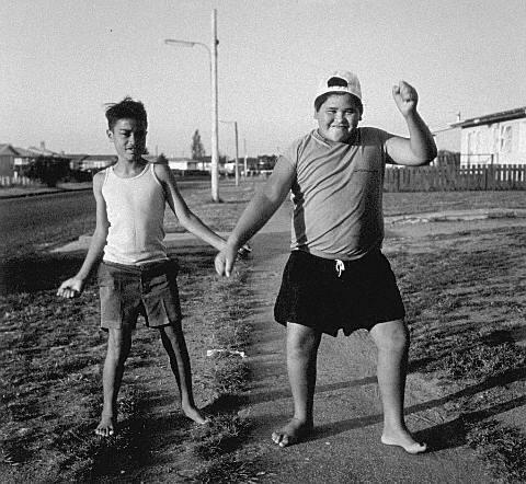 Ans Westra - Murupara, 1984