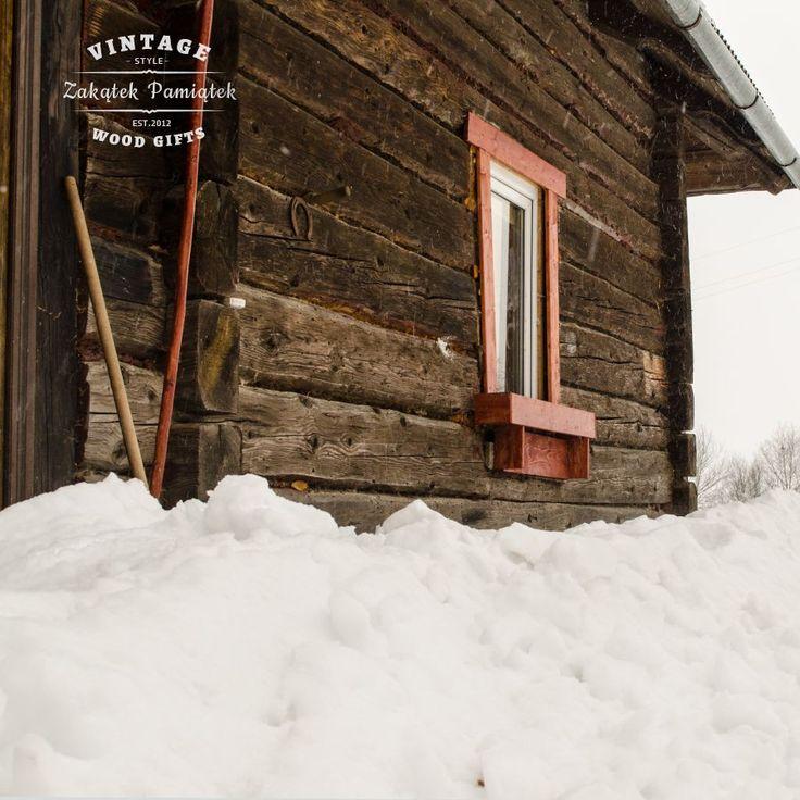 Prawdziwa zima, Domaradz, kochamdomaradz