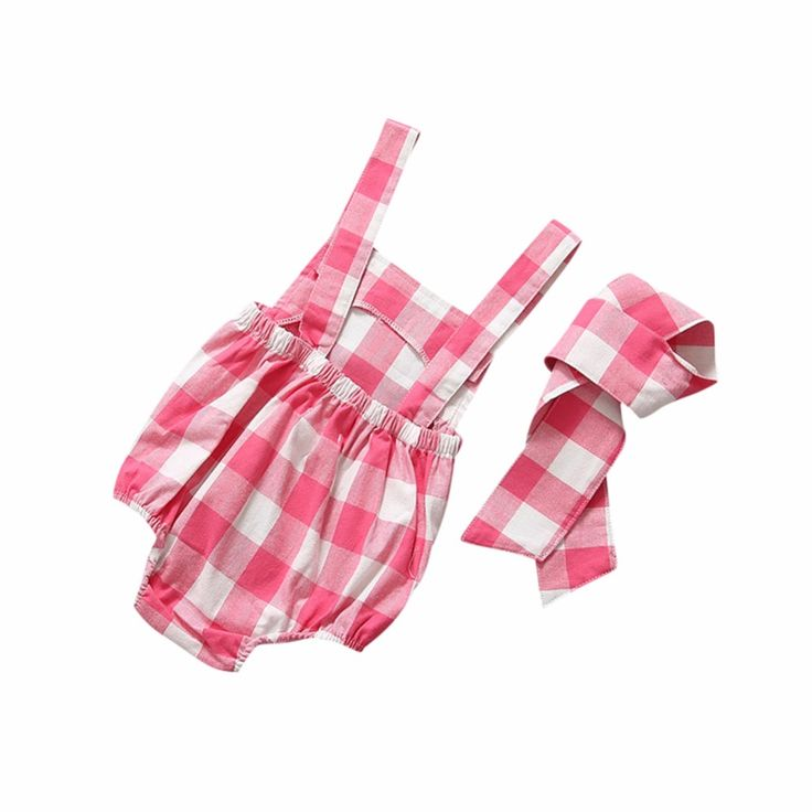 >> Click to Buy << 2pcs Newborn Kids Baby Girls Infant Romper Jumpsuit Clothes Outfits Set Hot Sale #Affiliate
