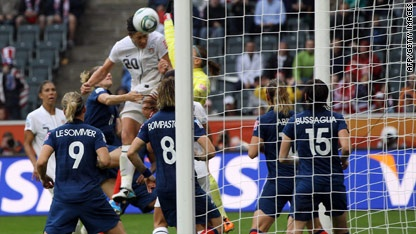 Just another Abby Wambach goal!Beast, Fave Sports, Fav People, Cups Title, Cups Final, World Cups, Abbie Wambach, Abby Wambach, Fit Inspiration