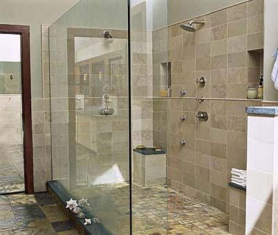 tile in the bathroom shower tile cleaning old houses and slate