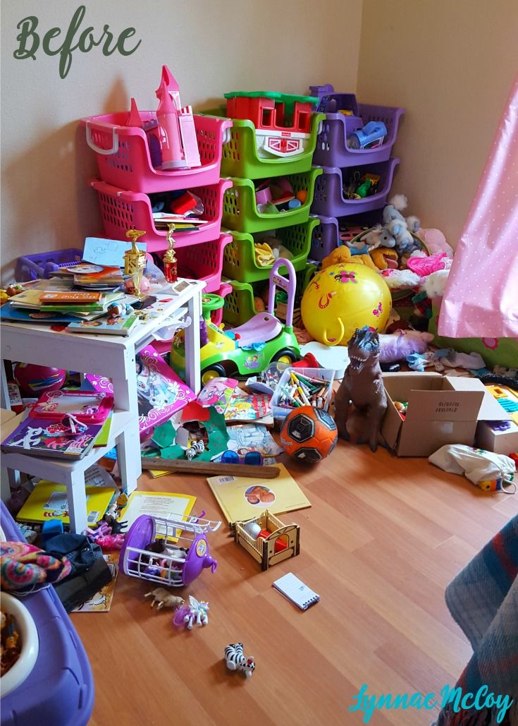 8 Kids Storage And Organization Ideas: How To Clean And Organize Your Kid's Room (and Keep It