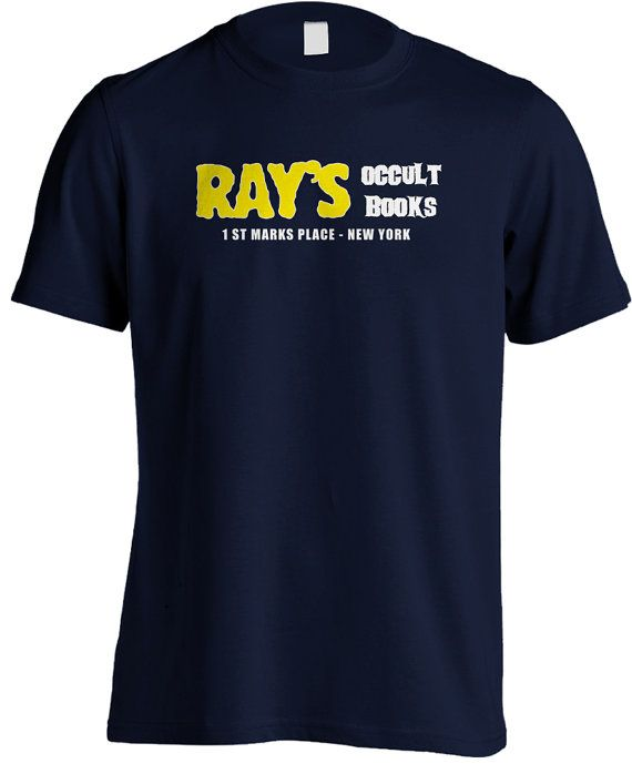 Ghostbusters II Ray's Occult Books Movie by MetaCortexShirts, £14.99