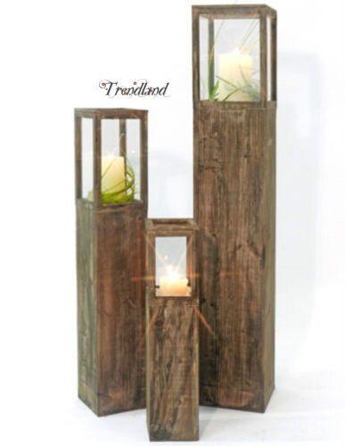 36 best Deko aus Bahnschwellen\/Holz images on Pinterest Wood - holz deko selber machen