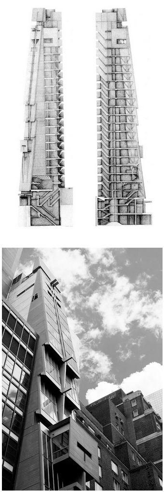 Raimund Abraham Architecture Pinterest Architecture