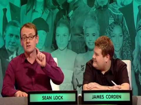 Sean Lock rant about children's acting (Big Fat Quiz of the Year)