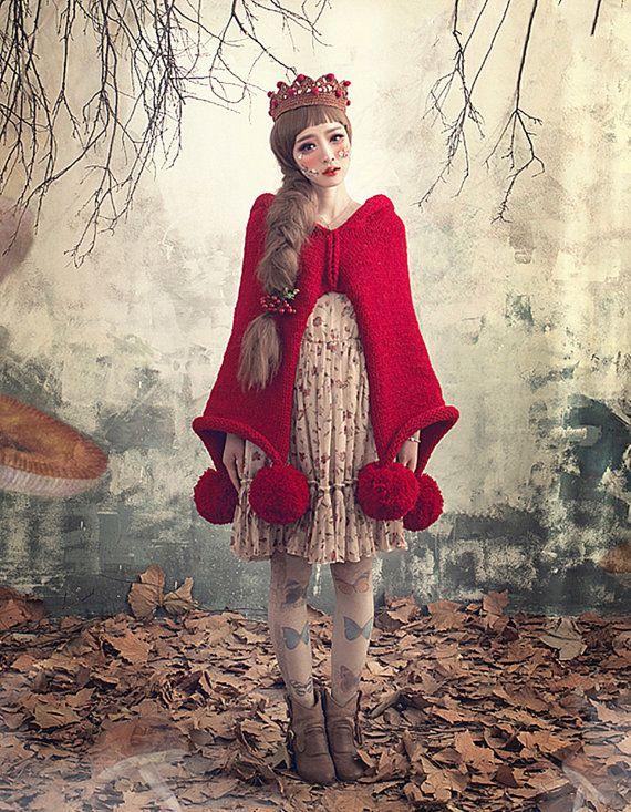 Hook woven shawl, red scarf, Cover, up, Shrug,weddig  shawl