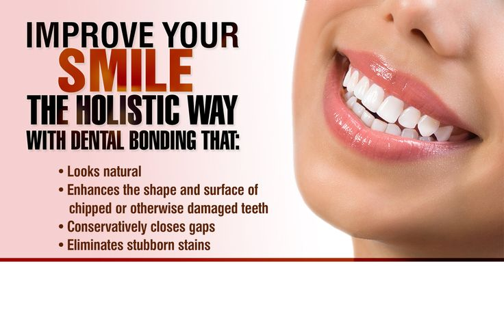 Have your #discolored #teeth not responded to conventional bleaching? To #restore the shade, shape, and appearance of your teeth, opt for #holistic #dental #bonding at Dr. Paul O'Malley's.