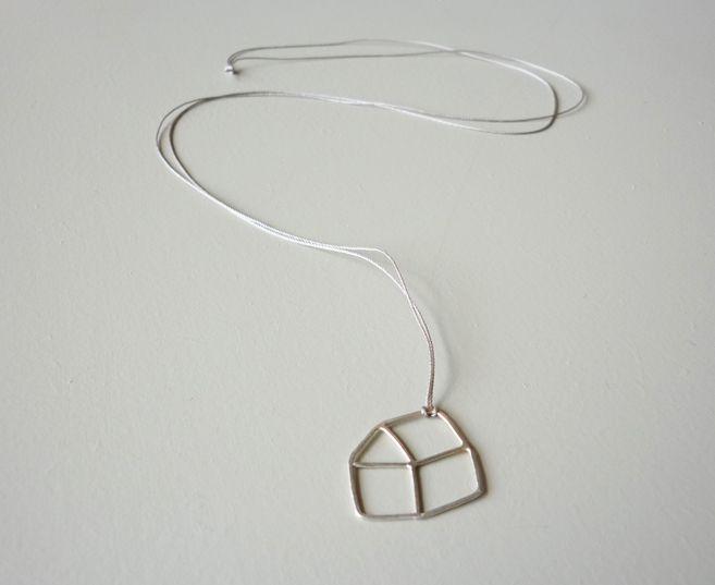studio mhl house necklace