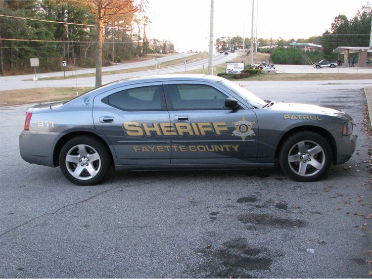 Fayette County Sheriff Charger