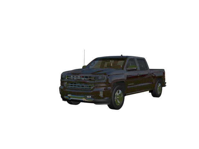 2016 Chevy 1500 6 3D Obj - 3D Model