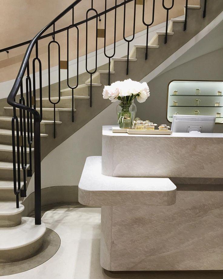 Chloe store designed by josephdirand