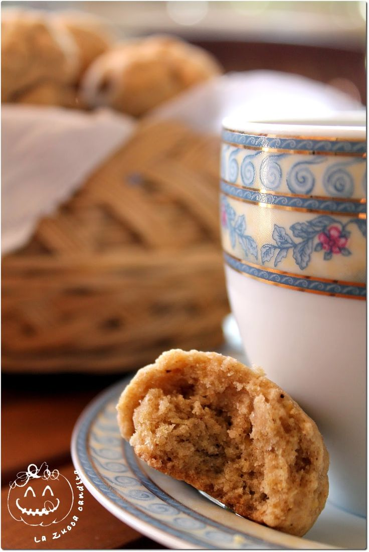 La Zucca candita: Biscotti morbidi al limone per diabetici (e non solo)