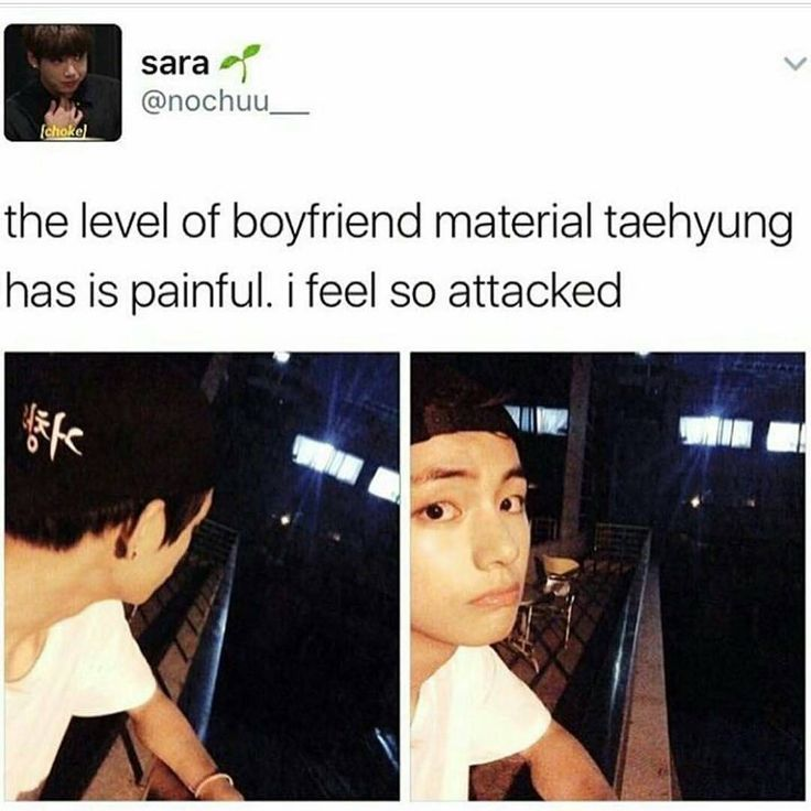 Honestly can't wait until he gets a girlfriend. Idec that it's not me, I know my place | BTS V