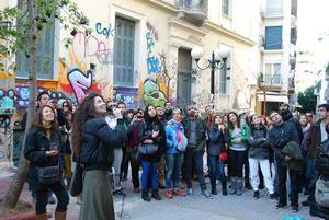 Γνωρίζοντας την Αθήνα μέσα από θεματικές βόλτες