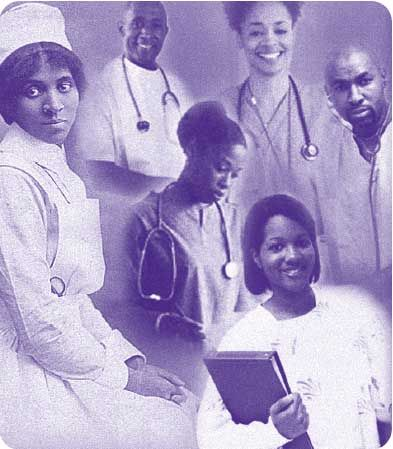 "Like midwifery, nursing runs deep in the history of African Americans!  These professions where practiced long before ""they"" began forcing formal education and licensure."