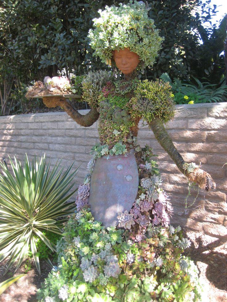 Nice San Diego Botanical Gardens
