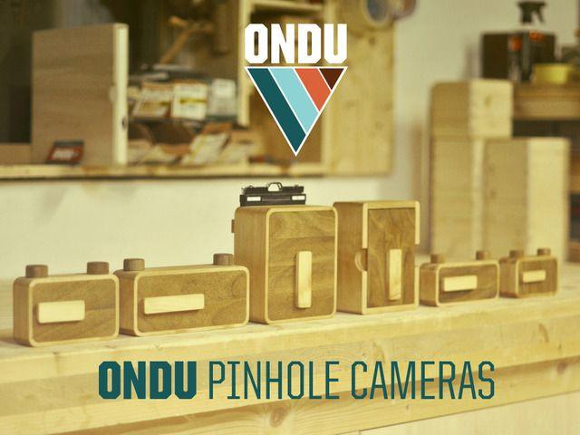 ONDU Pinhole Cameras by ONDU — Kickstarter