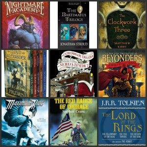 Tween Boy Book Recommendations - keeping this one for later!