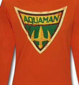 25+ best ideas about Aquaman symbol on Pinterest   Original justice league, League of heroes and ...