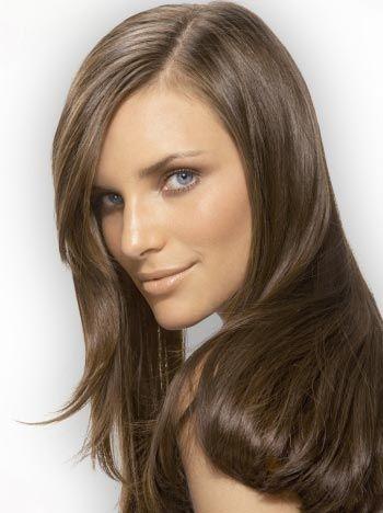 rambut cokelat, zat yang mempengaruhi warna rambut, zat melanin pada akar rambut membuat warna tertentu pada rambut