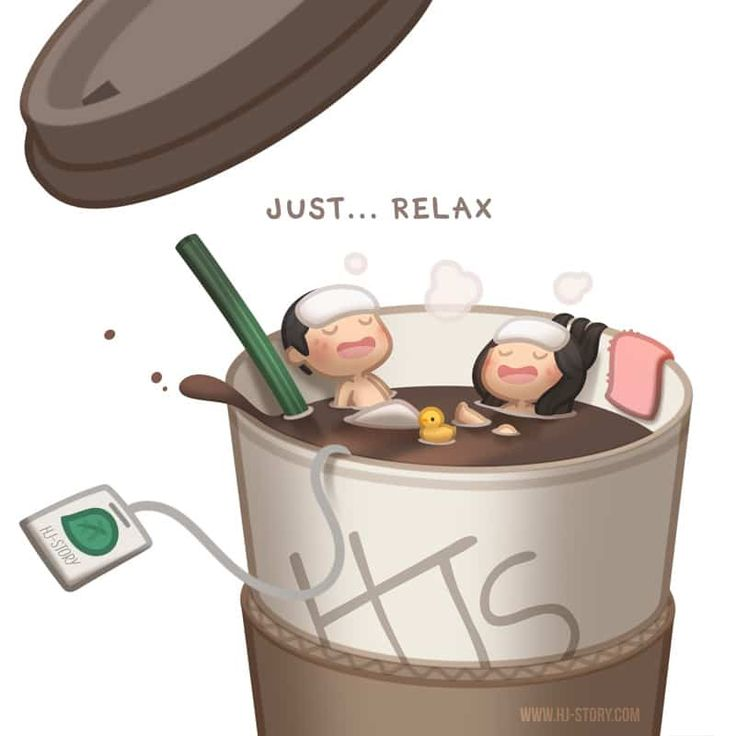 HJ-Story :: Just relax… | Tapas - image 1