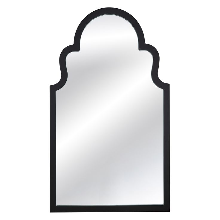Have to have it. Arched Wall Mirror - 24W x 40H in. - $156.8 @hayneedle