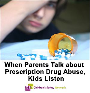 how to explain to kids about a parents drug use