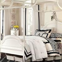 Coraline Zebra Bedroom
