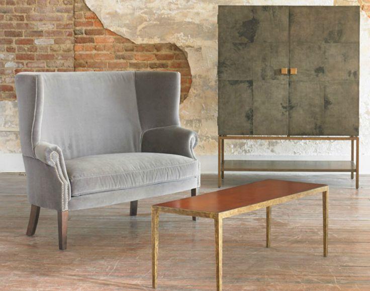 How A High Back Sofa Can Spruce Up Your Living Room Set   Modern Sofas. Velvet Sofa. #modernsofas #livingroomset #velvetsofa Read more: http://modernsofas.eu/2016/09/12/high-sofa-spruce-living-room-set/