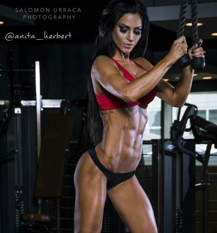 Anita Herbert | Fitness Midel: Anita Herbert | Pinterest