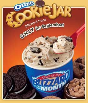 DQ blizzards | Daily Deal: Dairy Queen Blizzard                              …