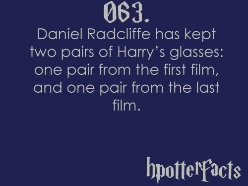 #hpotterfacts 063...so sweet!!