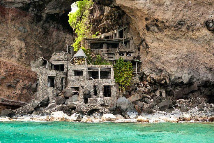 Moonhole, Isla Bequia (San Vicente y Las Granadinas) - Turismo sin (un) alma: lugares abandonados