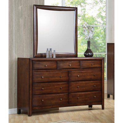 Coaster Furniture Hillary 9 Drawer Dresser - COA3604-1