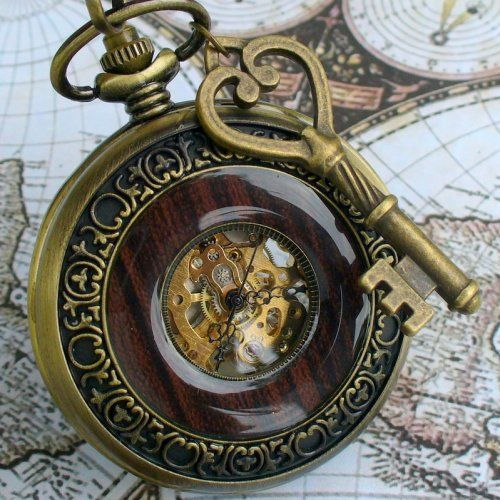 Ring In The Steampunk Decor To Pimp Up Your Home: 48 Best Images About POCKET WATCHES On Pinterest