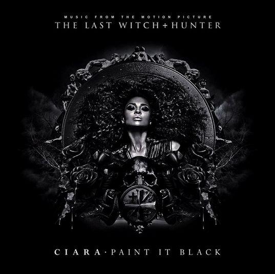 Ciara Paint It, Black