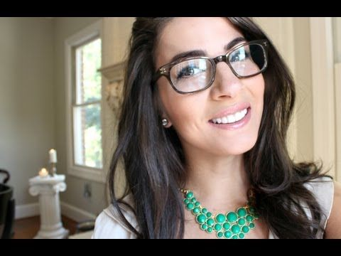 ▶ Makeup For Glasses