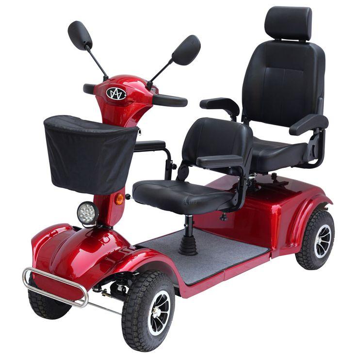 Hareketlilik scooter 4 tekerlekler çift koltuk J60FL-D-resim-Elektrikli Bisiklet-ürün Kimliği:60420593545-turkish.alibaba.com