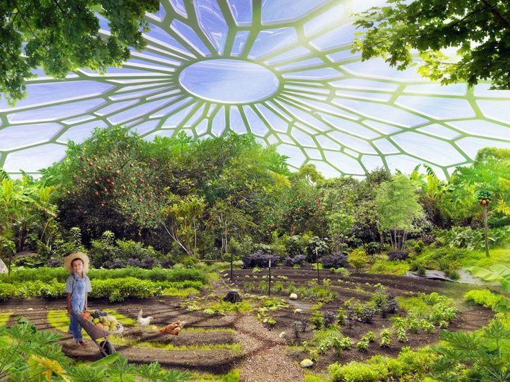 urban farming, aquaponics, Vincent Callebaut, self sustaining architecture, urban design, sustainable urban design, green architecture, organic farming, urban agriculture, India, Hyperions, vertical farming