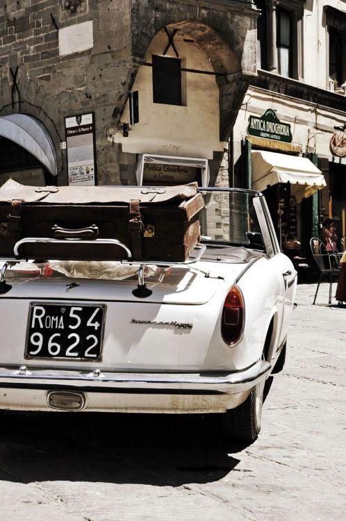 Periplo por las calles de Roma.