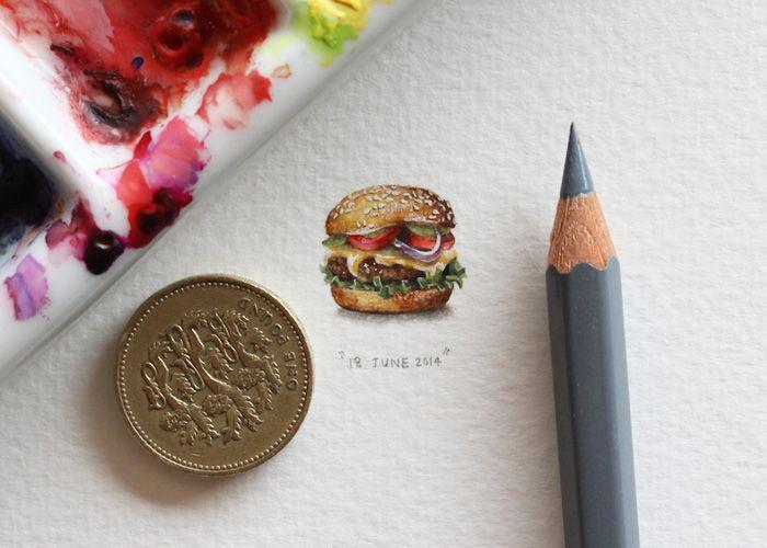 ピンピンの色鉛筆と絵の具で。 ケープタウンで活動するLorraine Lootsさんは、削りたてのように細く尖 […]