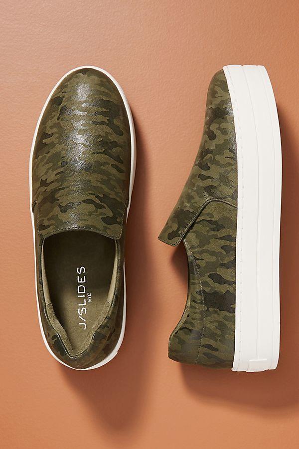 J/Slides Harry Slip-On Sneakers | Slip