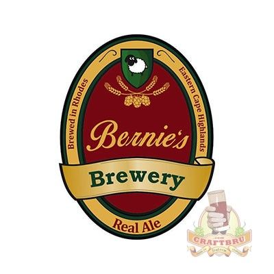 Bernie's Brewery is a South African craft beer brewery perched not too far from the Eastern Cape's highest mountain.
