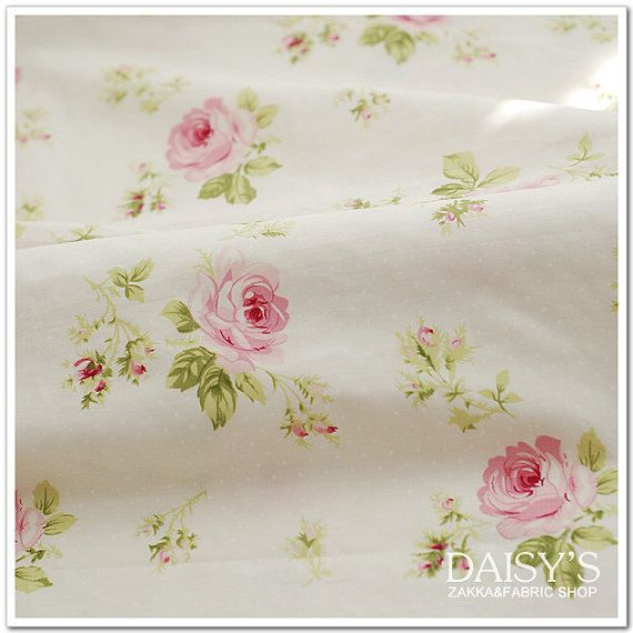 63 best fabric floral images on pinterest blue flowers for Children s clothing fabric by the yard