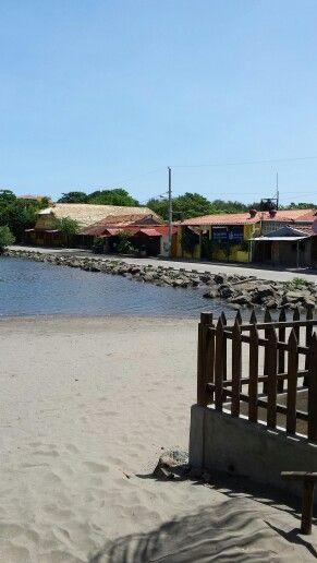 Las penitas ..Leon Nicaragua