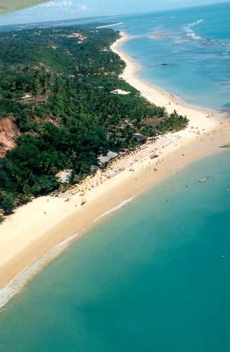 Arraial d' Ajuda, Bahia, Brazil