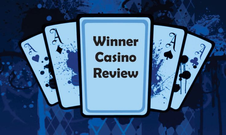 The top review on WINNER CASINO is presented in this site…