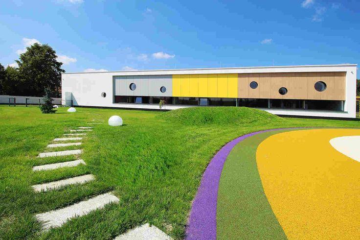 Детский сад Yellow Elephant в Польше
